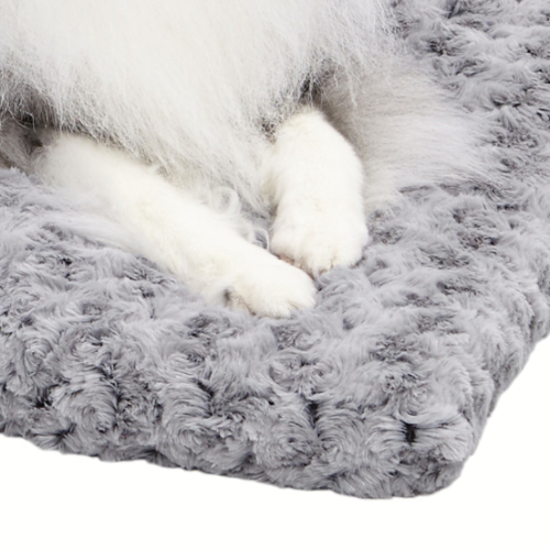 Indoor Dog Bed - Plush Cushion